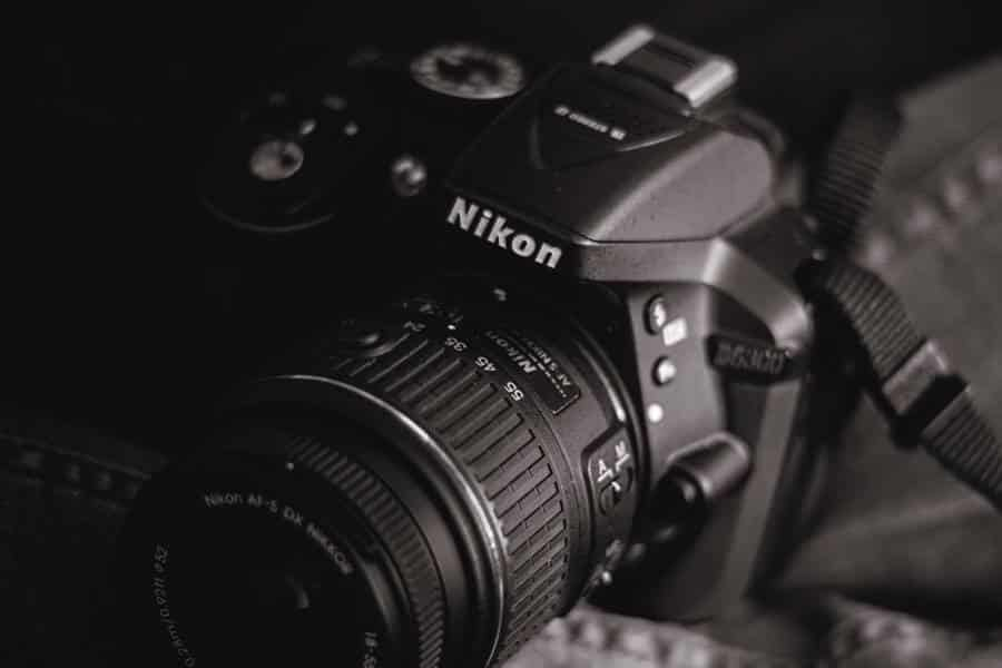Best Nikon SLR Digital Camera