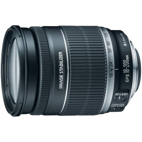 CANON EF-S 18-200 MM F/3.5-5.6