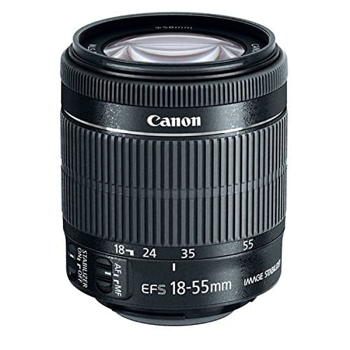 Canon EF-S Lens 18-55 mm F/ 3.5