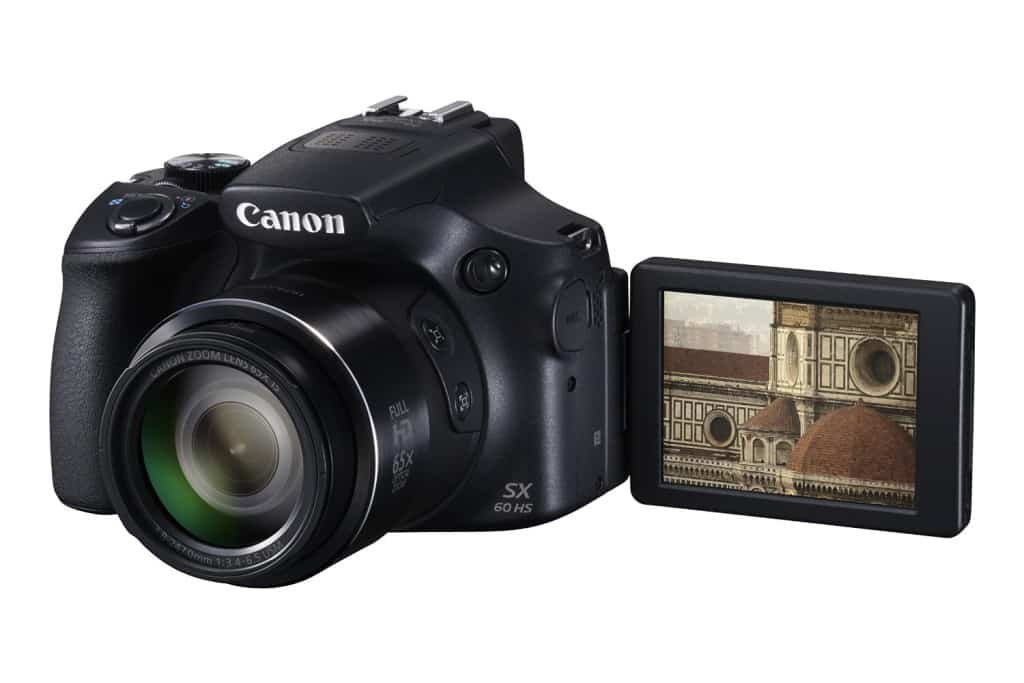 Best Canon Bridge Camera
