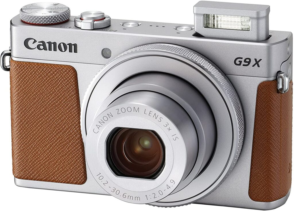Canon Powershot G9X Compact