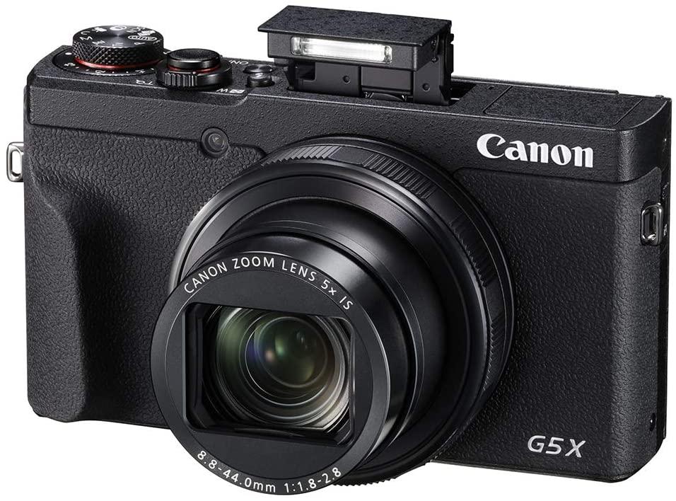 Best Canon Compact Camera - Canon Powershot G5X