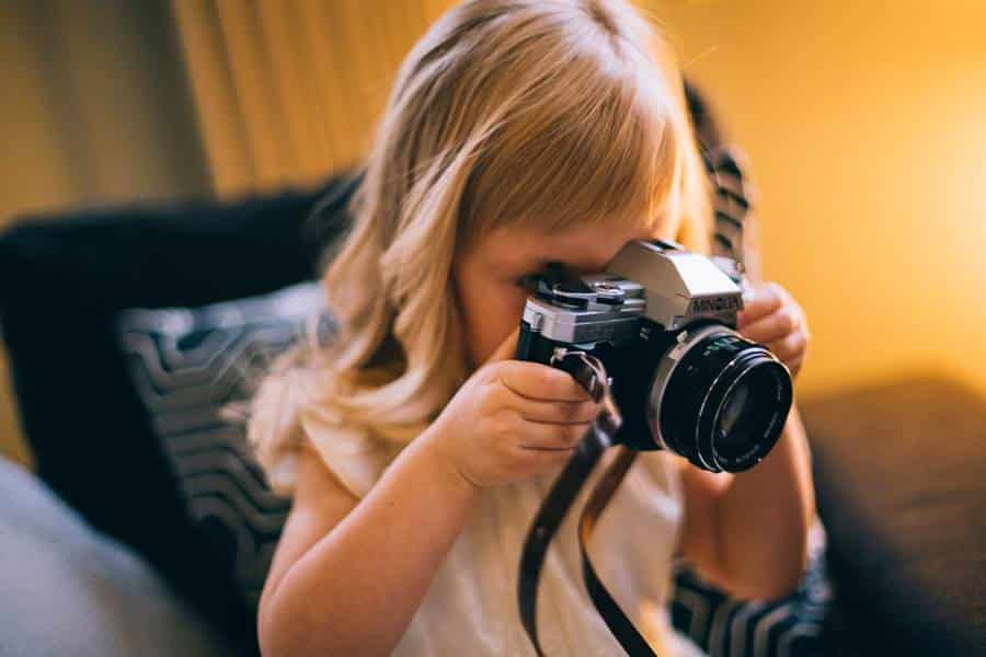 How to Choose a Good Children's Camera?