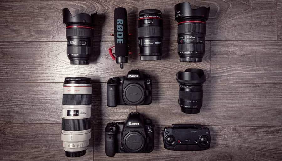 Top 5 Canon Lenses