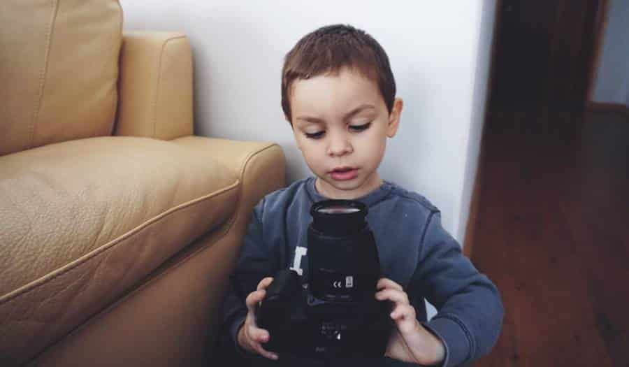 How to Use a Children's Camera?