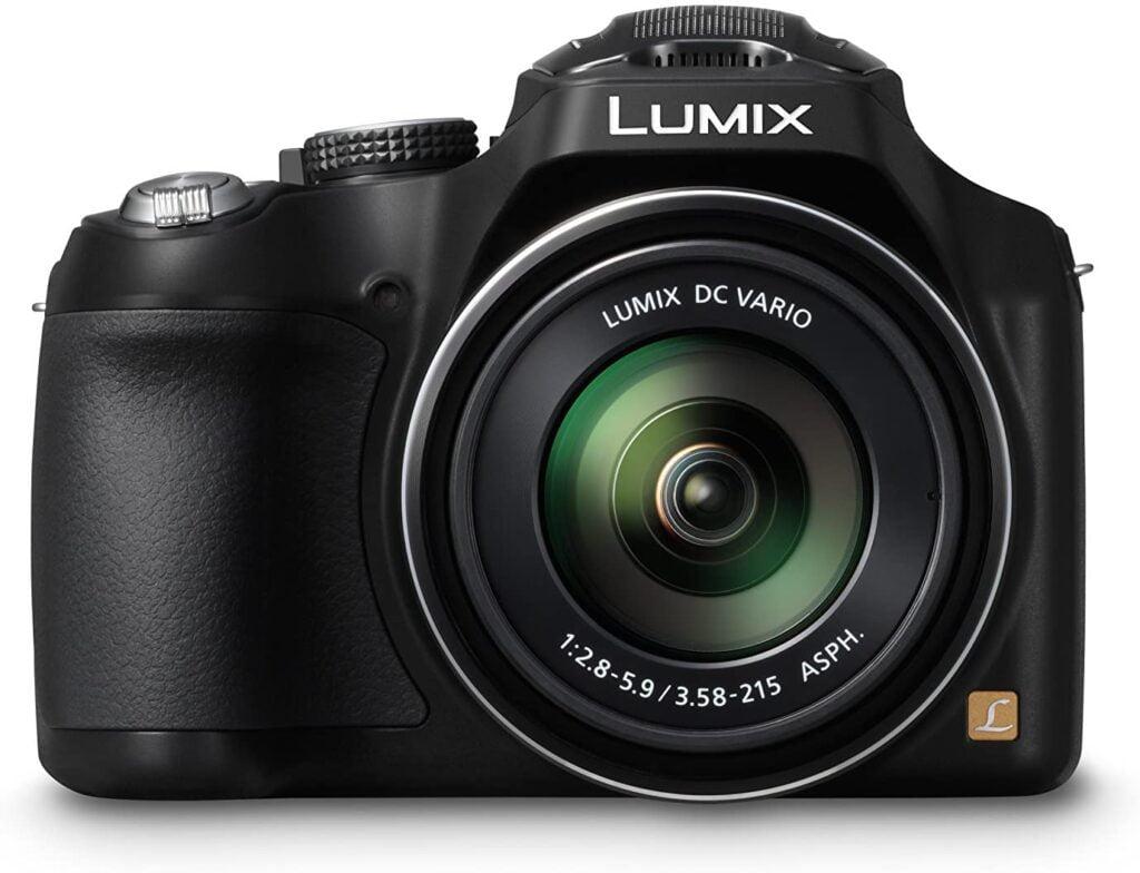 Panasonic Lumix DMC-FZ72EF-K