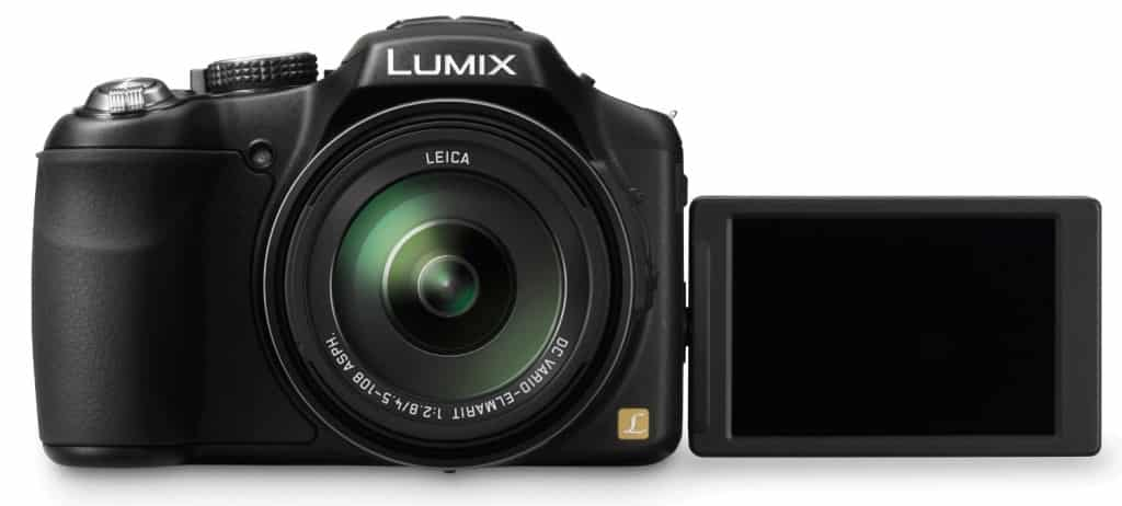 Panasonic Lumix DMC - FZ200