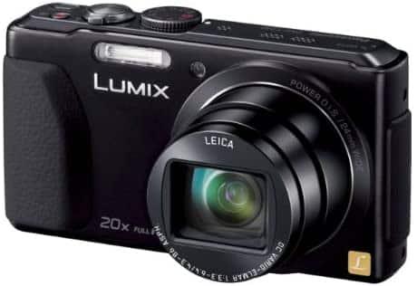 Lumix DMC-TZ40EF