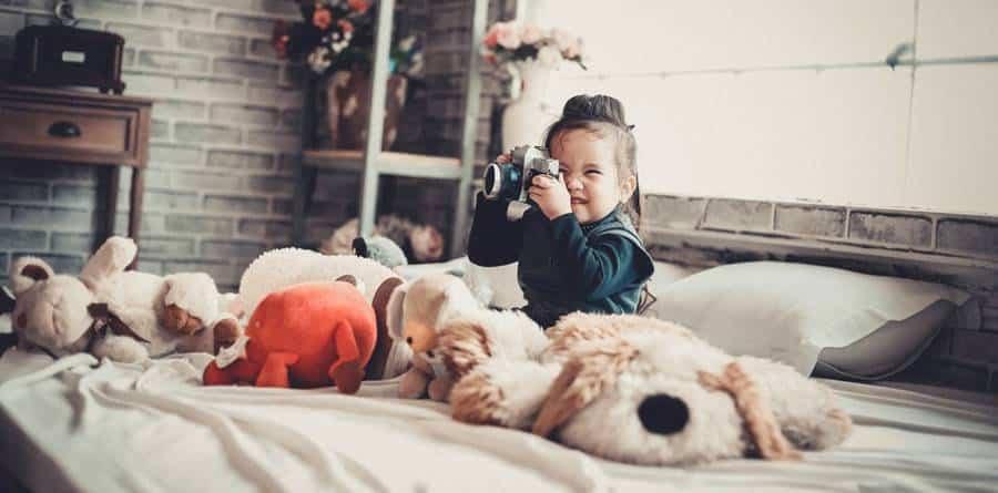 Main Features of Digital SLR Cameras