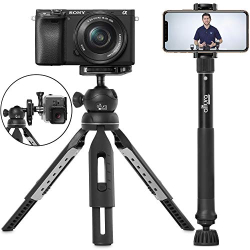 Monopod Tripod Kit by Altura Photo