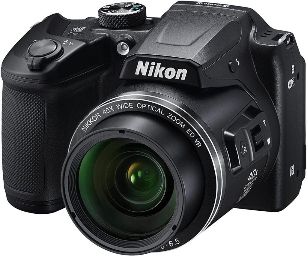 1. Nikon COOLPIX B500 - The Best Digital Camera