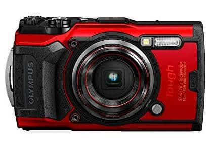 Olympus Tough TG 5 Waterproof Camera