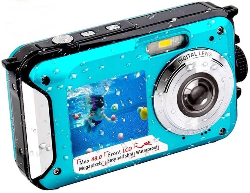 WomDee Camera Child Waterproof