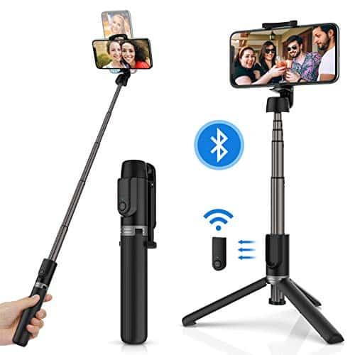 Yoozon Selfie Stick Tripod Bluetooth