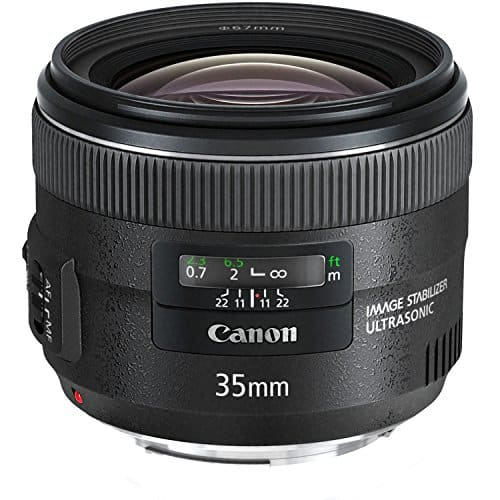CANON EF 35 MM F / 2.0 IS USM