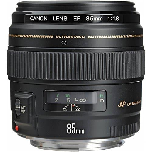 CANON EF 85 mm F / 1.8 USM
