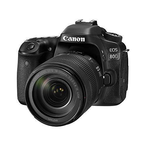 Canon Full Frame Camera - Model EOS 80D