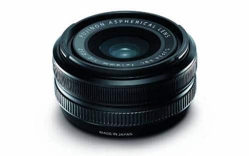 Fuji XF 18 mm