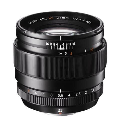 Fuji XF 23 mm