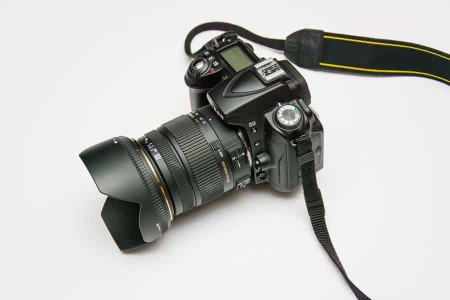 Lens for DSLR