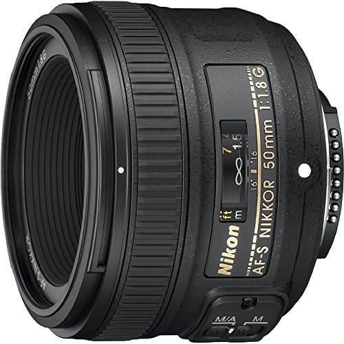 NIKON AF 50 mm f / 1.8 D series