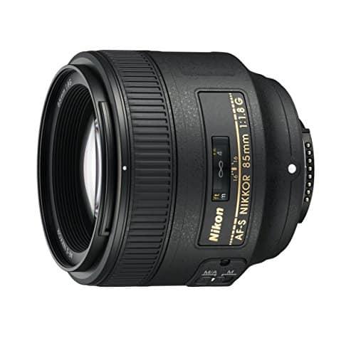 NIKON AF-S FX 85 mm f / 1.8 G series