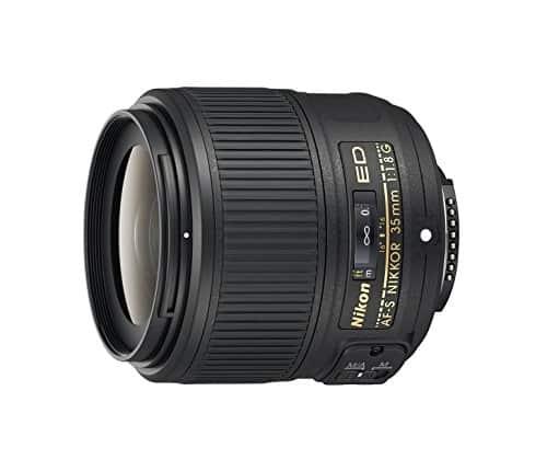 Nikkor 35 mm f / 1.8 G