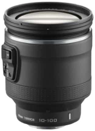 Nikon 1 10-100 mm 4.5 - 5.6