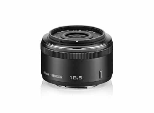 Nikon 1 18.5 mm
