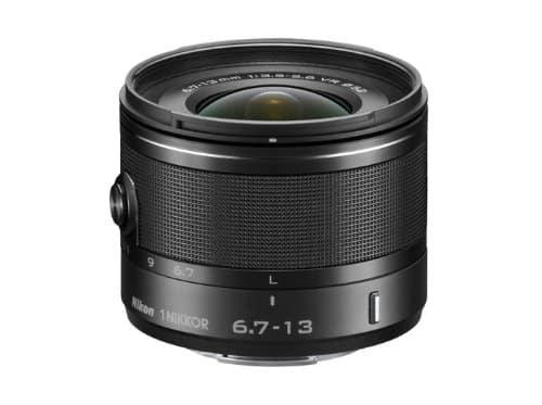 Nikon 1 6.7-13 mm