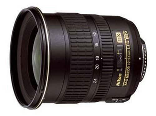 Nikon 12-24 mm