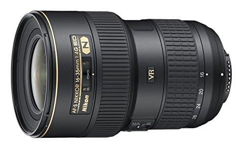 Nikon 16-35 mm