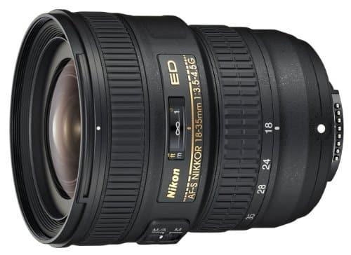 Nikon 18-35 mm