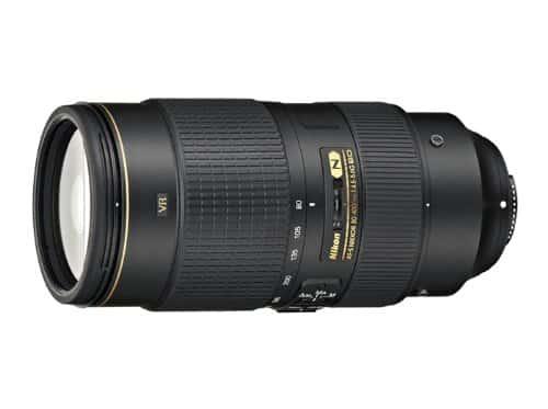 Nikon 80-400 mm