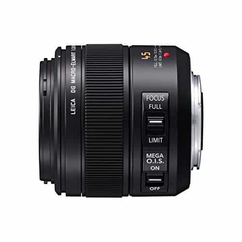 Panasonic-Leica 45 mm