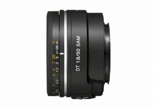 SONY DT 50 mm f/1.8 SAM