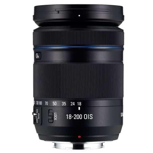 Samsung NX 18-200 mm