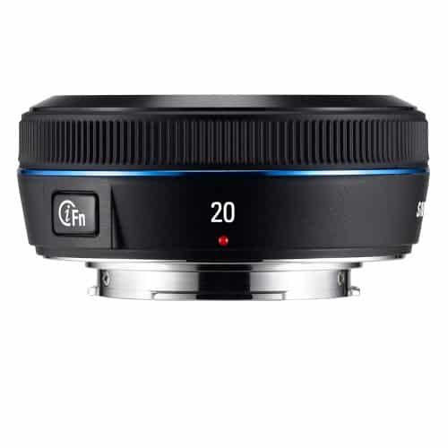 Samsung NX 20 mm
