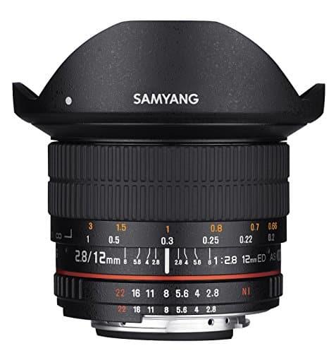 Samyang 12mm F/2.8