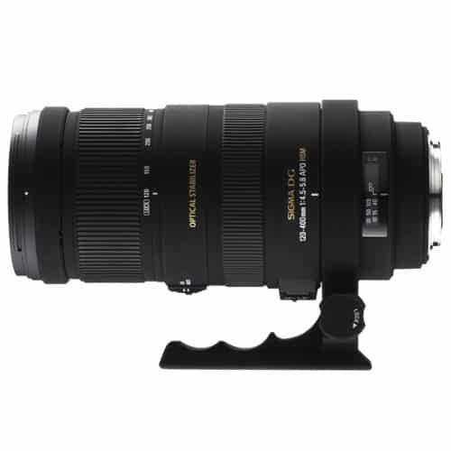 Sigma 120-400 mm