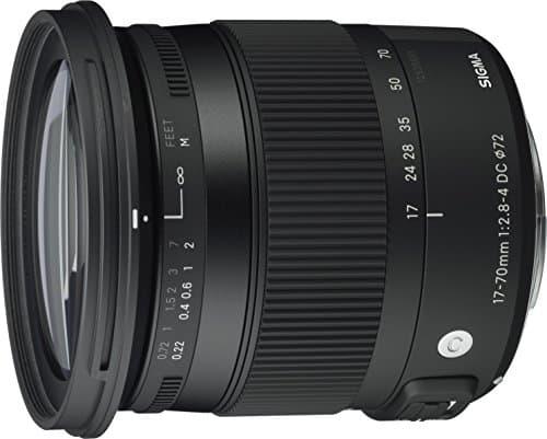 Sigma 17-70 mm