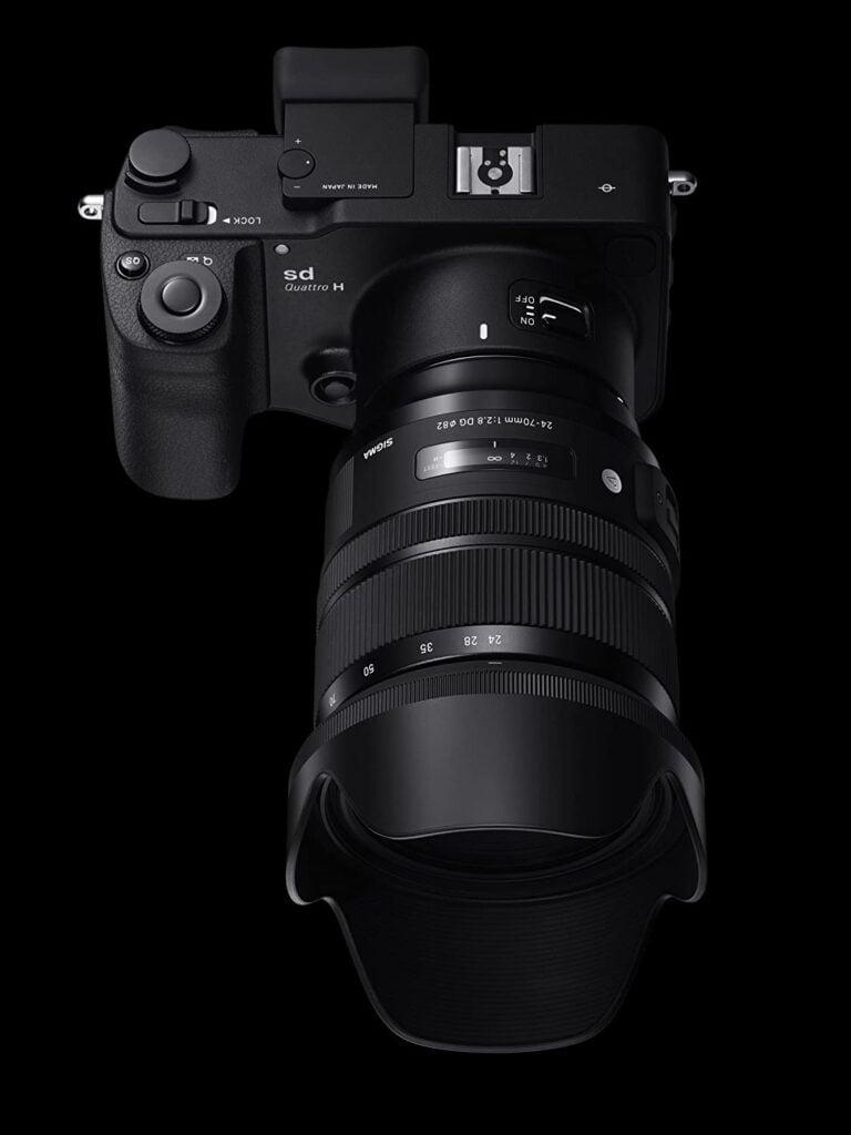 Sigma 24-70 mm F 2.8 DG DN Art Sony E