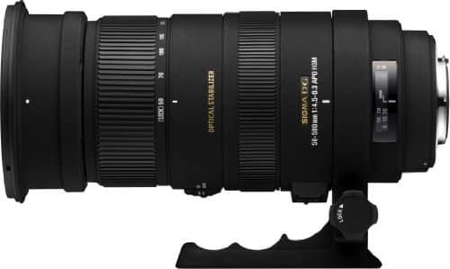 Sigma 50-500 mm