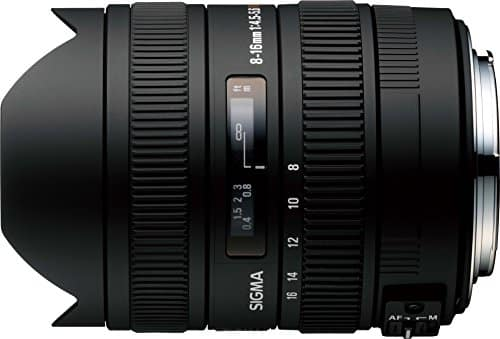 Sigma 8-16 mm