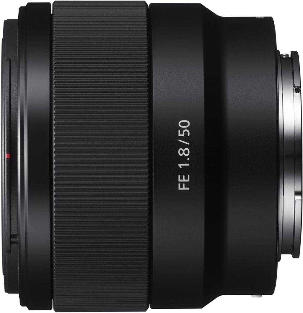 Sony FE 50 mm F / 1.8