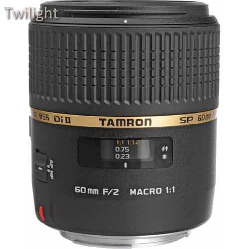 Tamron 60 mm