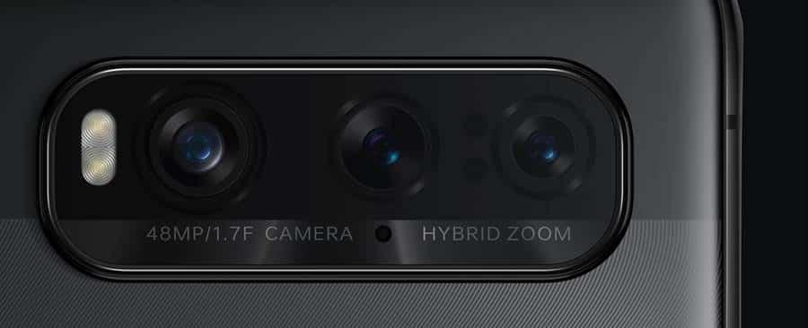 Camera Module: OPPO Find X2