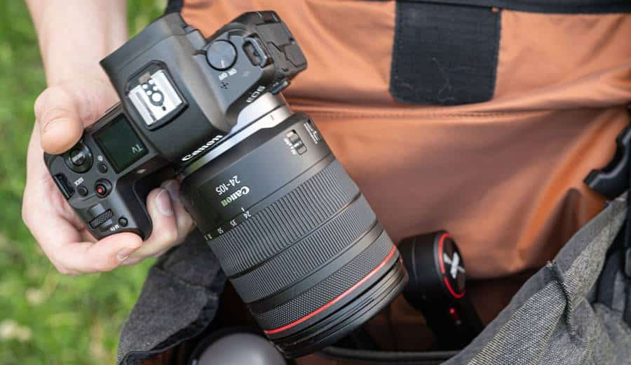 Canon EOS RF 24-105mm F4L IS USM