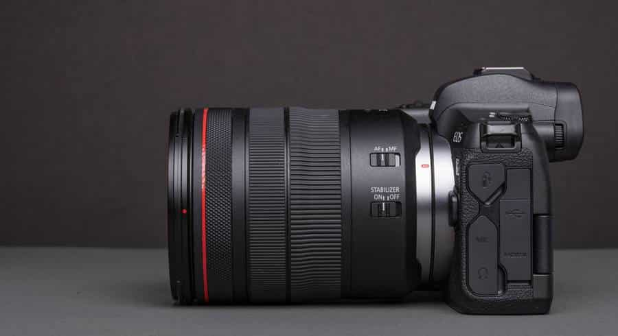 Canon EOS RF 24-105mm F4L IS