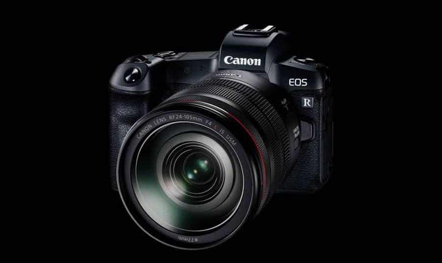 Canon EOS RF 24-105mm F4L
